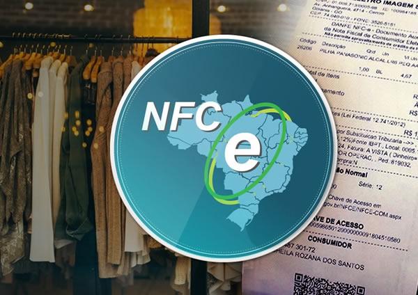 Figura Emissão de NFC-E